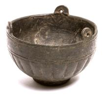 Ancient Roman Bronze Incense Burner c.1st-2nd cent AD.