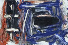 EMILIO VEDOVA (1919-2006) SENZA TITOLO 1991