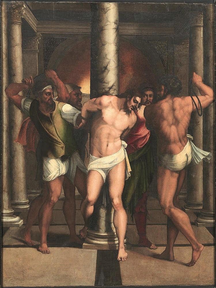 After Sebastiano del Piombo