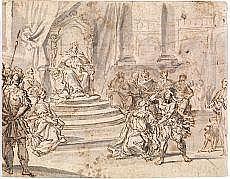 [ambito di] Fratta. Domenico Maria (Bologna 1696 -