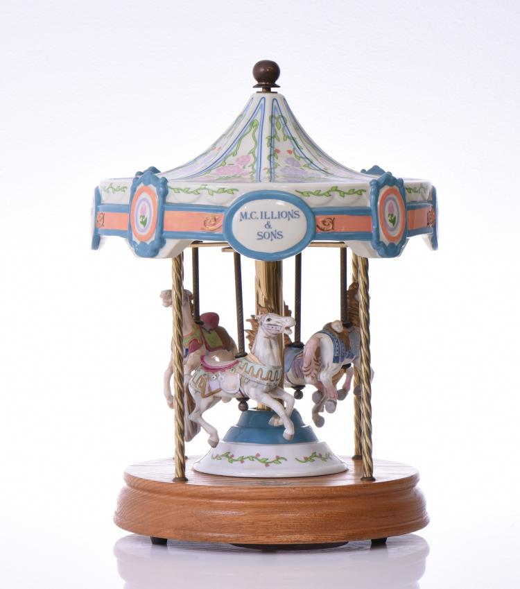 Tobin Fraley, The American Carousel Second Edi