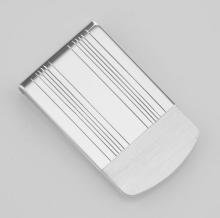 mc300 Money Clip / Engravable Clips - Sterling Silver #97697v2