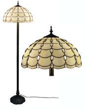 TIFFANY STYLE CASCADES FLOOR LAMP 61 INCHES TALL #99577v2