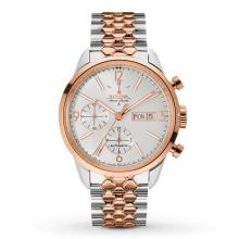 Mens Bulova Watch Automatic AccuSwiss with 2-Tone Stainless Steel #PAPPS21320