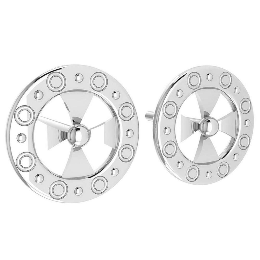 Gold Stud Earrings 18k White Gold MADE IN ITALY #PAPPS21263