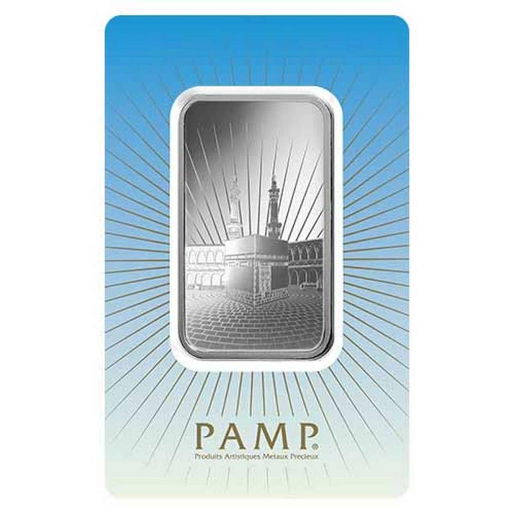 PAMP Suisse Silver Bar 1 oz - Ka #PAPPS78891