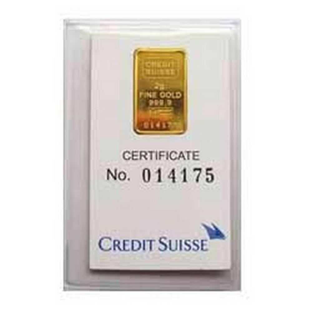 2 Gram Gold Bar Manufacter of our Choice #PAPPS77905
