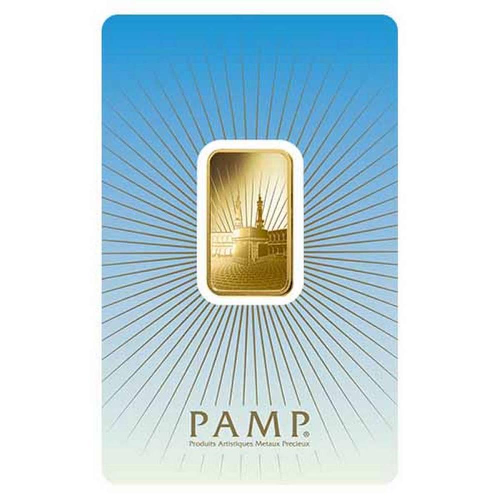 PAMP Suisse 10 Gram Gold Bar - Ka #PAPPS77857