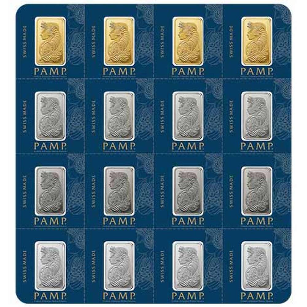 PAMP Suisse 2.5 Gram Portfolio Bar - MULTIGRAM Design #PAPPS77828