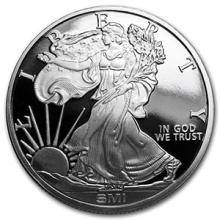 1 oz Silver Round - Walking Liberty (MintMark SI) #PAPPS74464