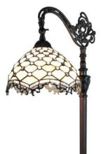 JEWELED READING FLOOR LAMP 62 IN #99561v2