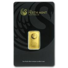 5 gram Gold Bar - Perth Mint (In Assay) #PAPPS75116