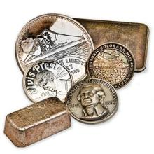 Generic Silver (per ounce) one piece per lot #PAPPS74609
