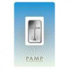PAMP Suisse Silver Bar 10 Gram - Romanesque Cross #PAPPS96064