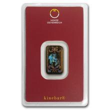 5 gram Gold Bar - Austrian Mint KineBar Design (In Assay) #75159v3