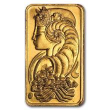 5 Tolas Gold Bar - Secondary Market (1.875 oz) #75252v3