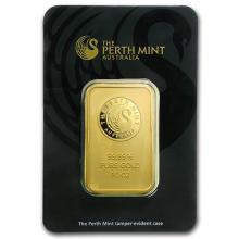 10 oz Gold Bar - Perth Mint (In Assay) #75174v3