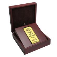 1 kilo Gold Bar - PAMP Suisse #75211v3