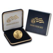 2016 1/2 oz Gold American Eagle BU (w/U.S. Mint Box) #75277v3