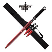 FANTASY MASTER FANTASY SWORD 28in. AND 6in. OVERALL #PAPPS19230
