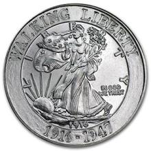 1 oz Silver Round - Walking Liberty #74483v3