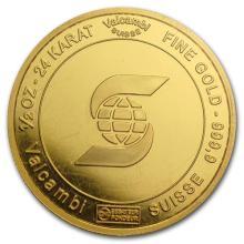 1/2 oz Gold Round - Secondary Market #75169v3