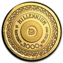 1/4 oz Gold Round - Secondary Market #75158v3