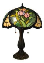TIFFANY STYLE TULIPS DESIGN 23-INCH TABLE LAMP #99522v2