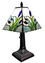TIFFANY STYLE MISSION DESIGN LITTLE DUCK TABLE LAMP #99515v2