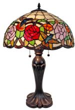 TIFFANY STYLE TABLE LAMP #99495v2