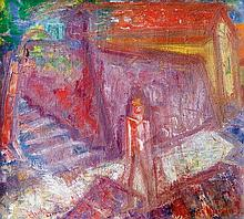 István Ilosvay Varga (Hungarian, 1895-1978), Szentendre