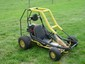 Dingo Dune Buggy with roll cage, Tecumseh Enduro 5.5hp OHV engine (seized)
