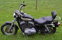 2005 Harley - Davidson Sportster XL1200 Roadster, 17100 miles, MD inspected
