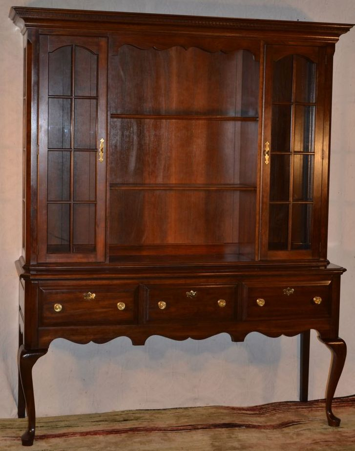 Cherry Pennsylvania House Three Drawer Welsh Cupboard