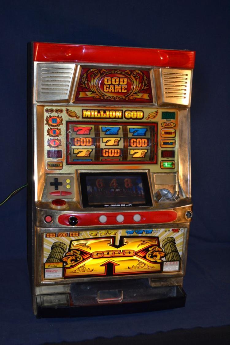 Mizuho Slot Machine-4039