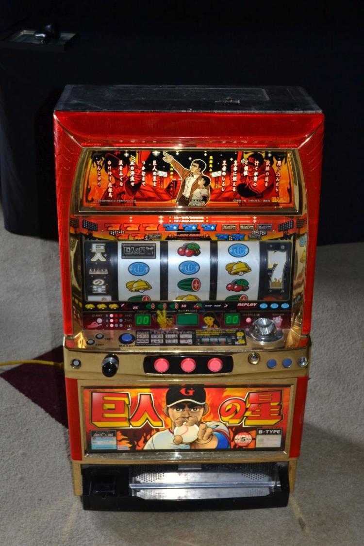 Type Of Slot Machines