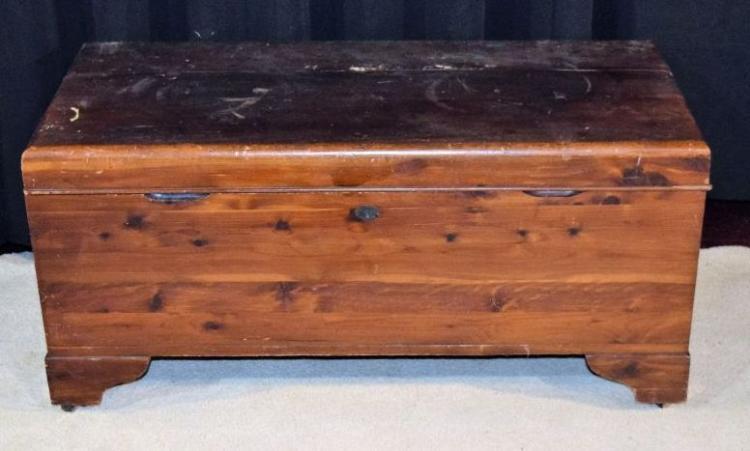 Solid Wood Cedar Chest