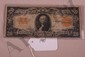 UNITED STATES OF AMERICA SERIES 1922 LARGE GOLD CERTIFICATE