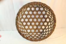 The best antique New England cheese basket