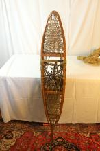 Large pair of New England snow shoes
