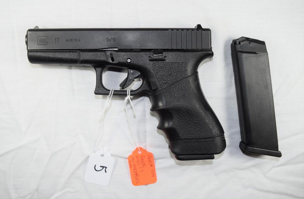 Glock Model 17 Pistol 9mm