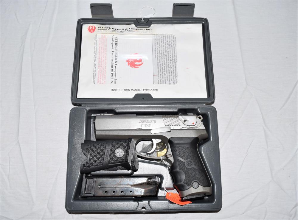 Ruger P94 Pistol 9mm