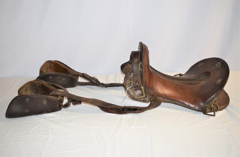 Civil War Era Saddle