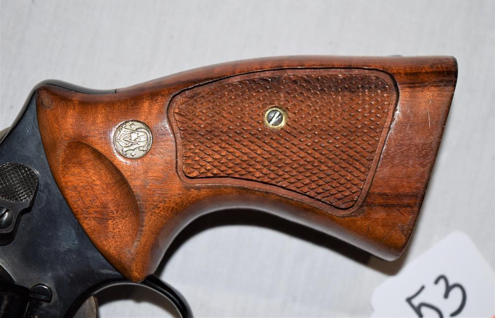 Smith & Wesson 44 Magnum Revolver