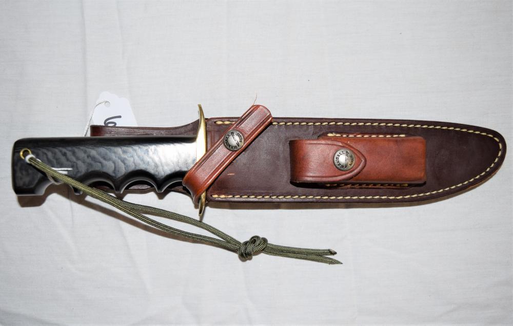 Vintage Randall Knife with Sheath