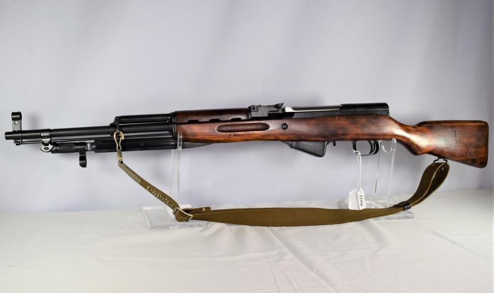 Russian SKS 7.62x39 with Bayonet