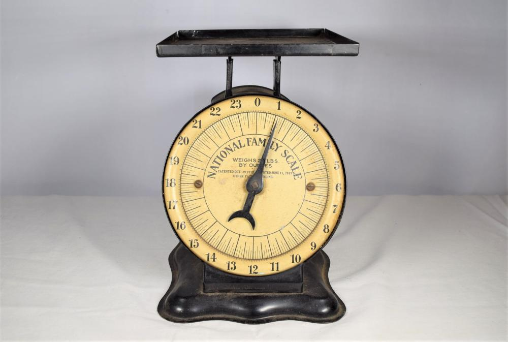 Vintage Winchester Weight Scale