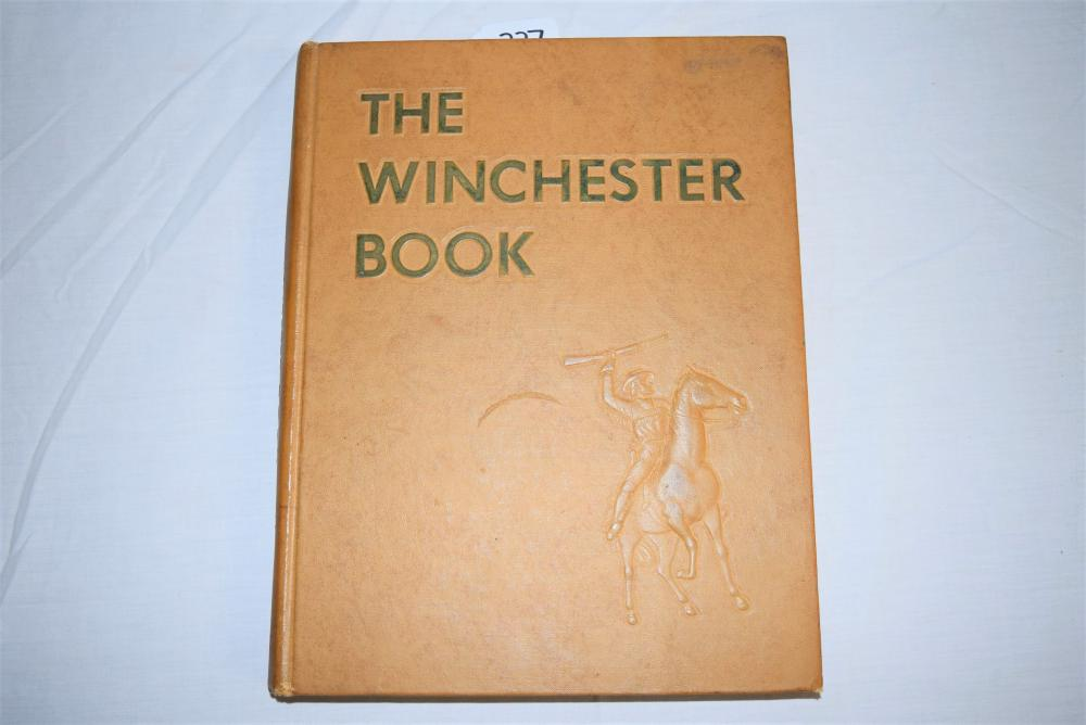 Vintage First Edition The Winchester Book