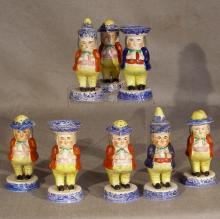 8 Toby Prestonpans Group, Ca. 1870