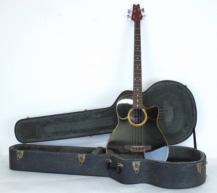 Ovation Applause Acoustic Bass Guitar